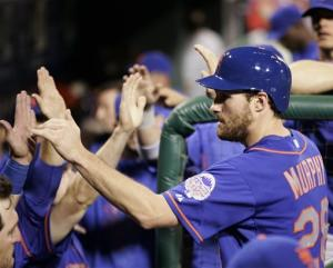 Mets tag Halladay, beat Phillies 7-2 behind Harvey