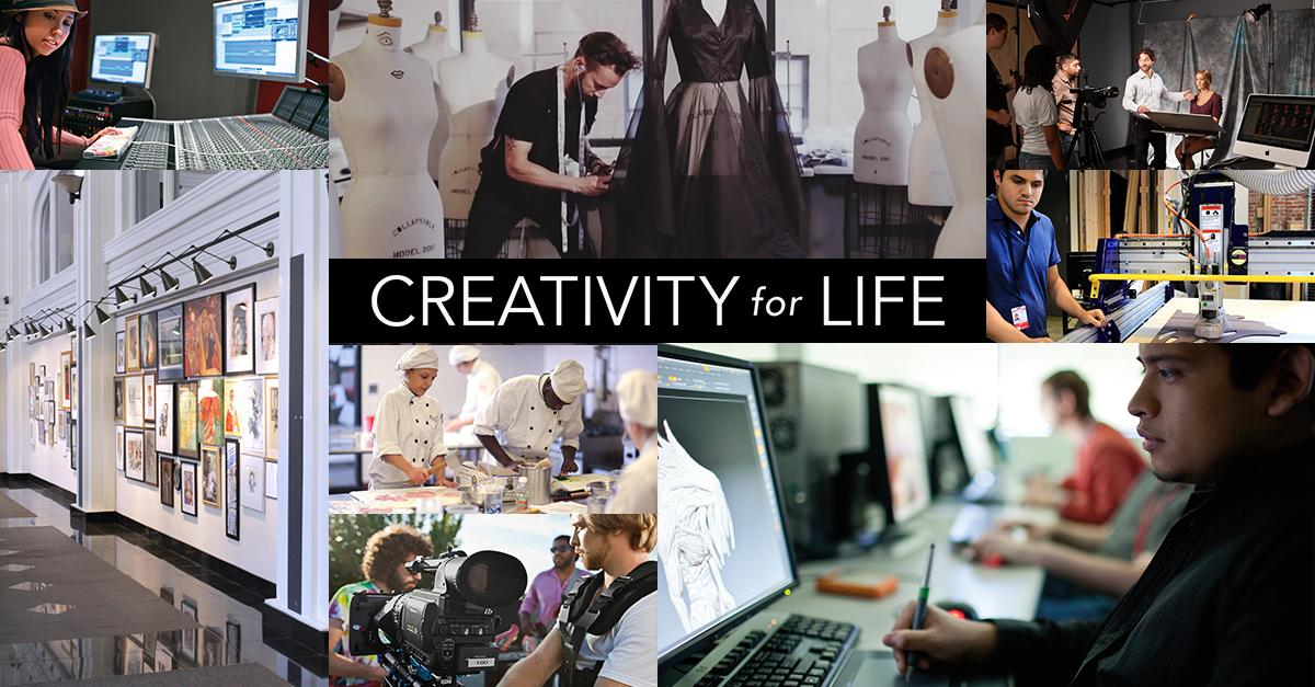 Interested in Pursuing a Creative Career?