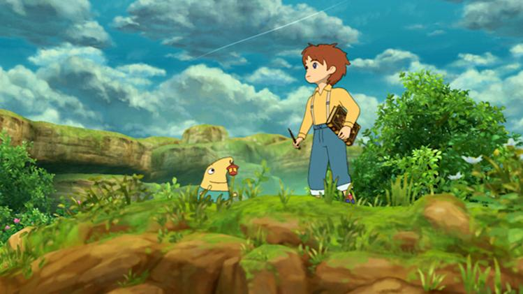 Review: 'Ni no Kuni' an epic adventure with charm