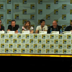 Comic-Con 2014 - Scorpion Panel: Part 4