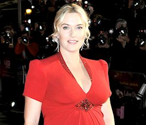 Kate Winslet, Ned Rocknroll Name Baby Son Bear Winslet