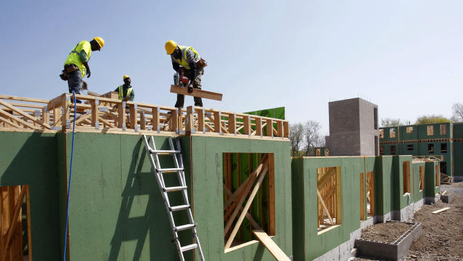 US housing starts fell in April but permits surged