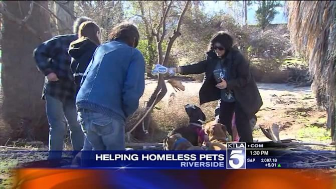 Mother-Daughter Team Help Riverside County`s Homeless Pets