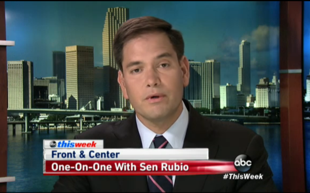 Rubio Wants Changes to Immigration Bill; Jeb's Parents Split on White House Run