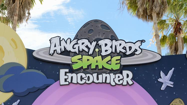 Heads up, space fans! Angry Birds roosting at NASA