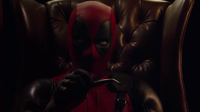 The bloody, funny Deadpool trailer is finally here