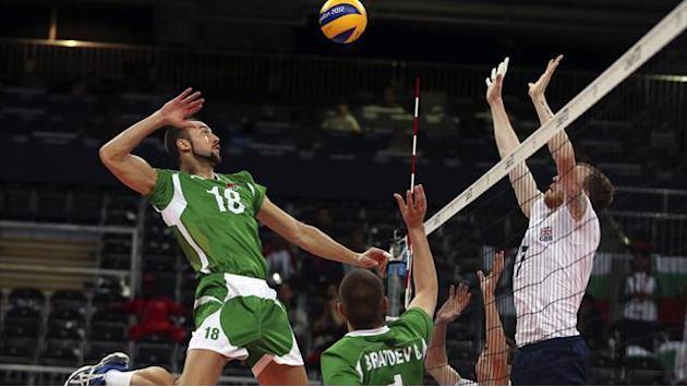 GB lose Olympics volleyball opener