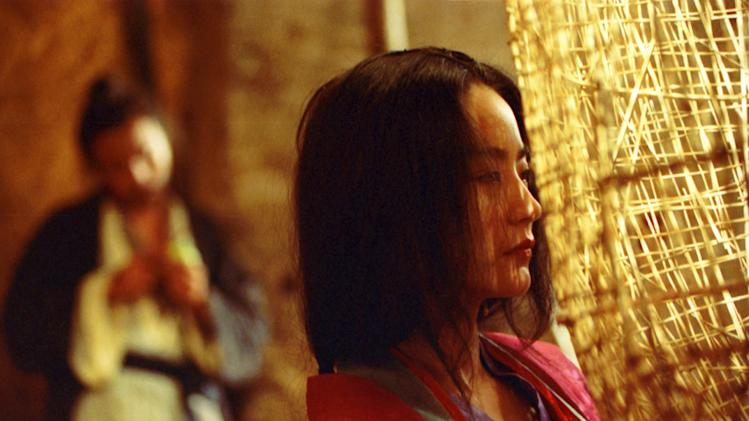 Brigitte Lin Ashes of Time Redux Production Stills Sony Pictures Classics 2008