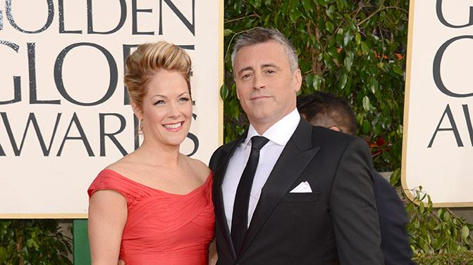 70th Annual Golden Globe Awards - Arrivals: Matt LeBlanc