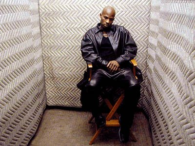 DMX as Latrell Walker in Warner Brothers' Exit Wounds