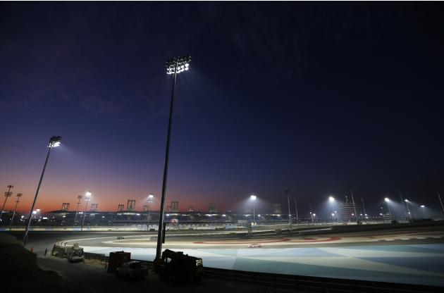 The BIC is seen during the final race of the 2013 WEC Six Hours of Bahrain in Sakhir