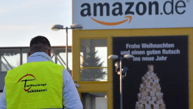 Amazon has started paying tax on profits from its sales to German customers in Germany instead of in Luxembourg, a newspaper reports