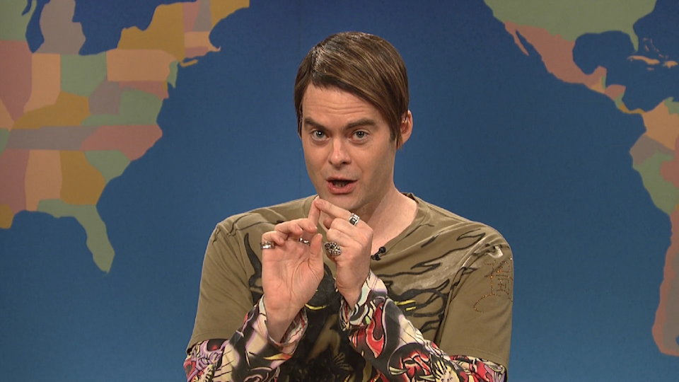 Weekend Update: Stefon on Halloween