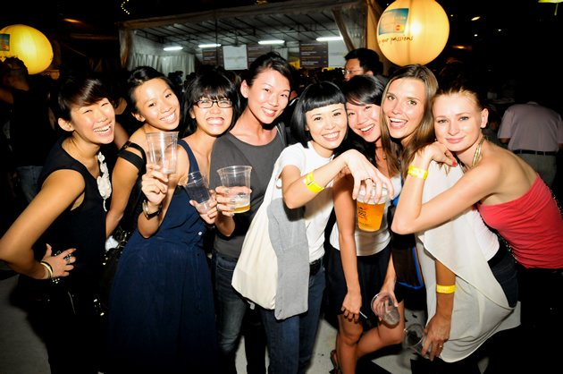 More beers and entertainment at the biggest ever Beerfest Asia. (Photo courtesy of Timbre)
