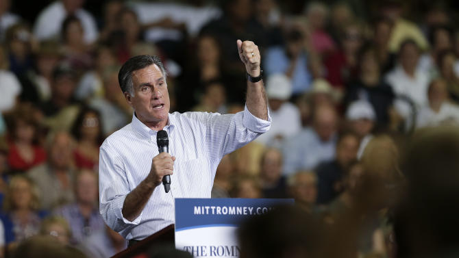 Democrats: Political slant marks Romney tax return