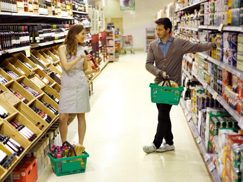 We keep it on the down low if we happen to strike up a conversation with an ex-flame during a run-in at the grocery store.