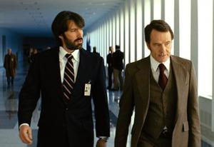 Ben Affleck and Bryan Cranston in Argo | Photo Credits: Warner Bros. Entertainment