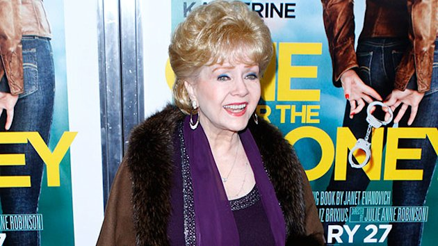 Debbie Reynolds Hospitalized, Cancels Shows