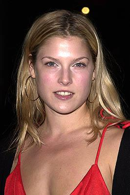 Ali Larter at the Los Angeles premiere of Guy Ritchie 's Snatch (1/18/2001) Photo by Steve Granitz/WireImage.com