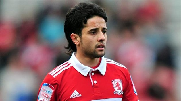 Boro have parted ways with Merouane Zemmama