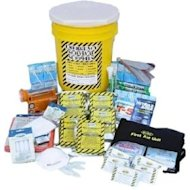 Earthquake Survival Kit from Amazon