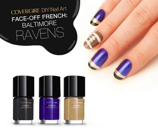 "Baltimore Ravens' ""Face-Off French"""