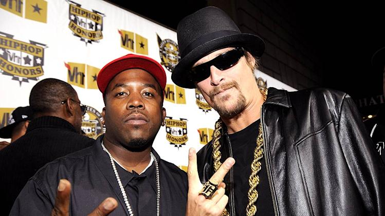 Big Boi Kid Rock Hip Hop Honors