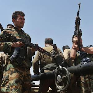 Can Kurdish Fighters Battle Islamic State?