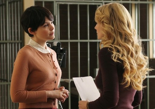 Once Upon a Time Season 2: Ginnifer Goodwin Is &#39;Most Excited&#39; for the Charming Family Reunion