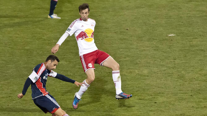 MLS: Preseason-New York Red Bulls vs New England Revolution