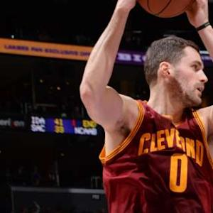 Assist of the Night - Kevin Love