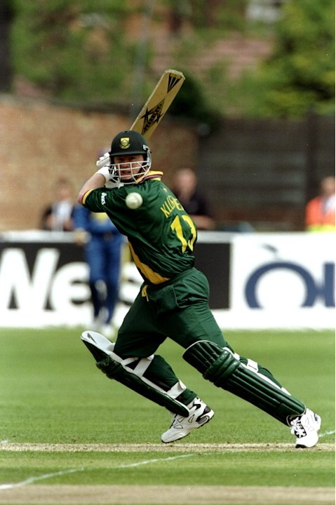 Lance Klusener of South Africa