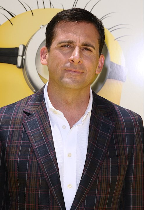 Despicable Me LA premiere 2010 Steve Carell