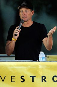 Lance Armstrong (Getty Images)
