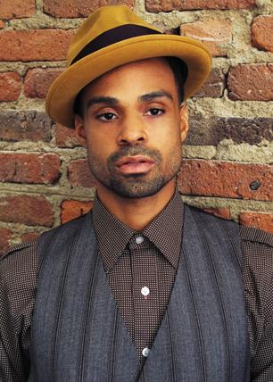 Bilal, Photo by Marc Baptiste