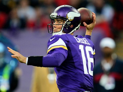 matt cassel minnesota vikings