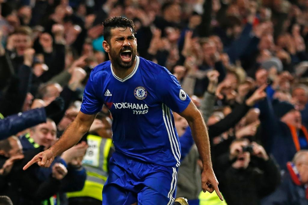 Diego Costa back in favour after making peace with Conte