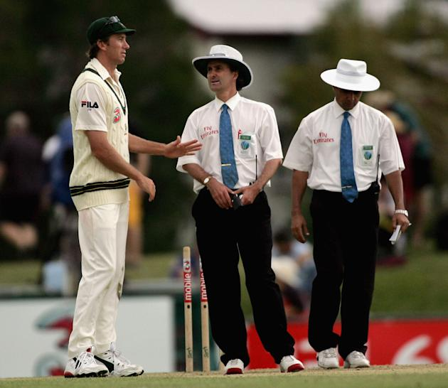 AUS: Second Test - Australia v Sri Lanka: Day 3