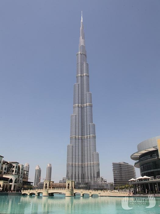 Burj Khalifa Dubai