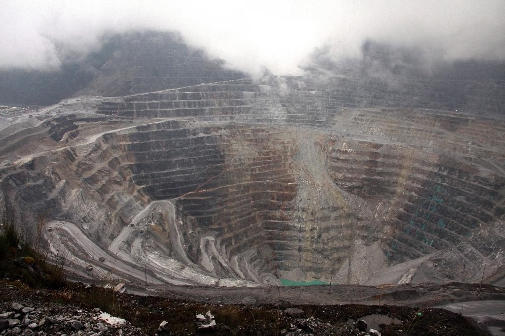 US miner Freeport wins assurances on Indonesia future