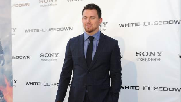 Channing Tatum attends 'White House Down' Washington DC Premiere at AMC Georgetown on June 21, 2013 in Washington, D.C. -- Getty Images