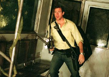 Edward Burns in Warner Bros. Pictures' A Sound of Thunder