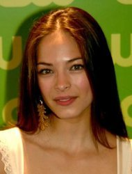 Kristin Kreuk Main 'Beauty & The Beast'