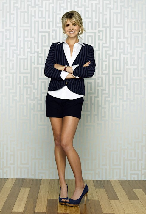 Eliza Coupe stars as Jane in &quot;Happy Endings.&quot; 