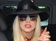 For Taylor Kinney's Eyes Only? Lady Gaga Tweets Picture Of Herself In Sexy Lingerie