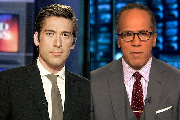 David Muir's ABC Newscast Wins First May Sweeps in 8 Years