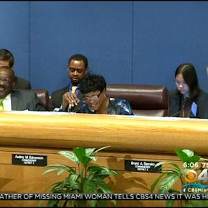 Dade Commission To Hold Final Vote On Budget