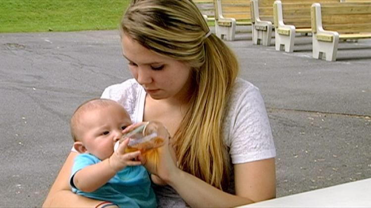 "Kailyn Lowry (""Teen Mom 2"" Season 1)"