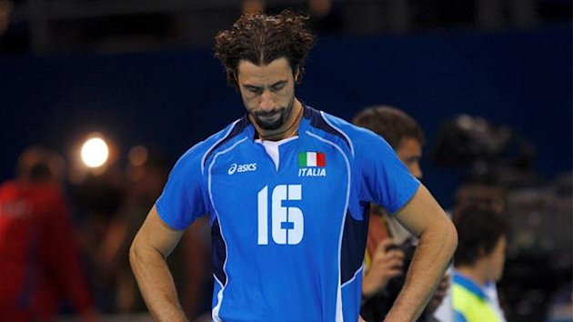 Volleyball Italy Vigor Bovolenta