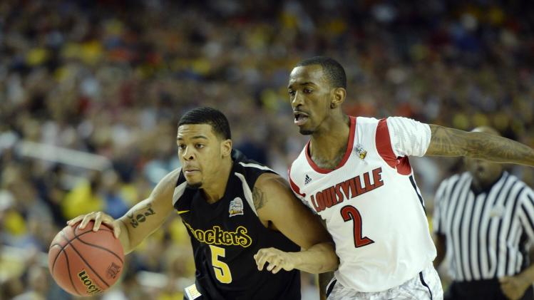 NCAA Basketball: NCAA Tournament-Wichita State vs Louisville